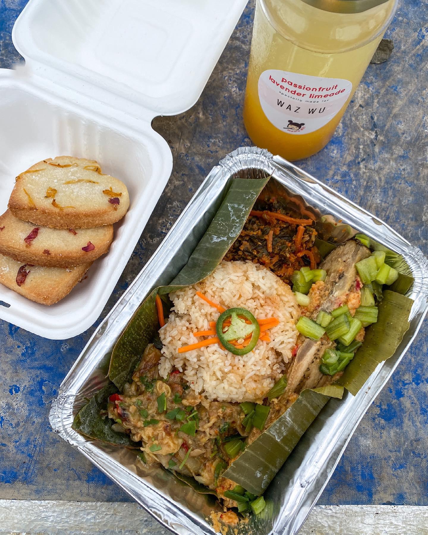 Mama Dut Vegan Vietnamese Food