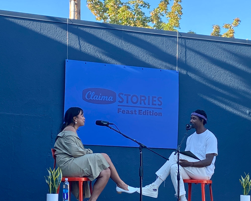 Feast Portland 2021 Claima Stories with Diane Lam
